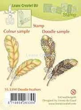 Image de Doodle stamp Feathers