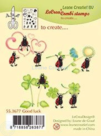 Image sur Combi stamp Luck