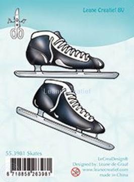 Afbeeldingen van Clear stamp Skates