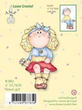 Picture of Clearstamp Bambinie´s B002 flower girl