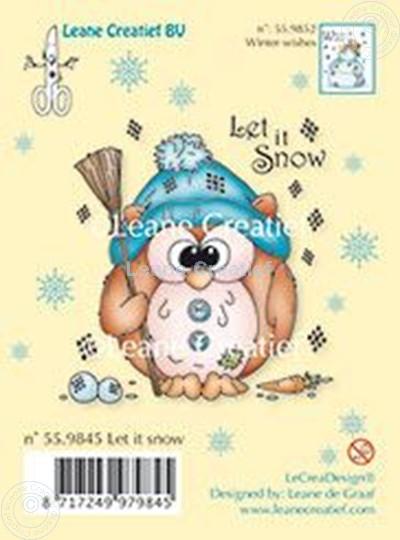 Image sur Let it snow