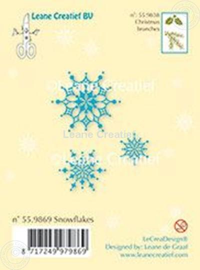 Image sur Snow Flakes