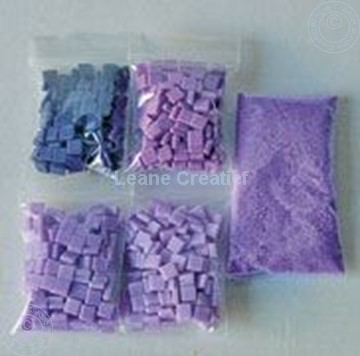 Picture of LeCreaDesign® mosaic stones I lilac