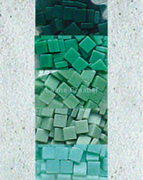 Picture of LeCreaDesign® mosaic stones II sea green