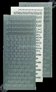 Afbeeldingen van Sticker-L-Stitch® sticker Large/Medium/Small