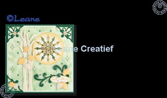 Afbeelding van Star Sticker Christmas mirror gold