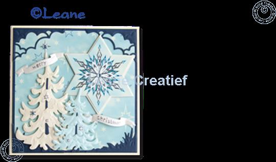 Image sur Star Sticker Christmas mirror silver