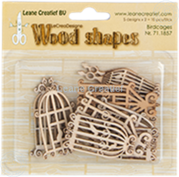 Picture of Woodshapes birdcages