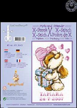 Picture of Mylo & Friends® cross stitch kit #1
