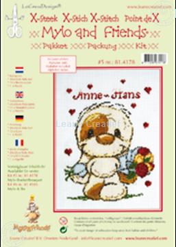 Picture of Mylo & Friends® cross stitch kit #5
