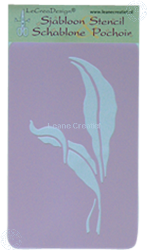 Picture of LeCreaDesign® Stencil Tulip small