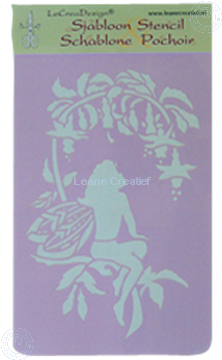 Picture of LeCreaDesign® Stencil Fairy 3