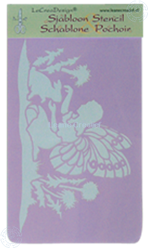 Picture of LeCreaDesign® stencil Fairy 4