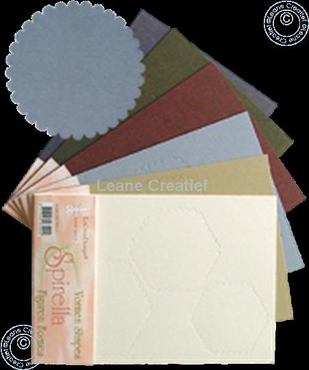 Afbeelding van LeCreaDesign® Spirella variaties zilver