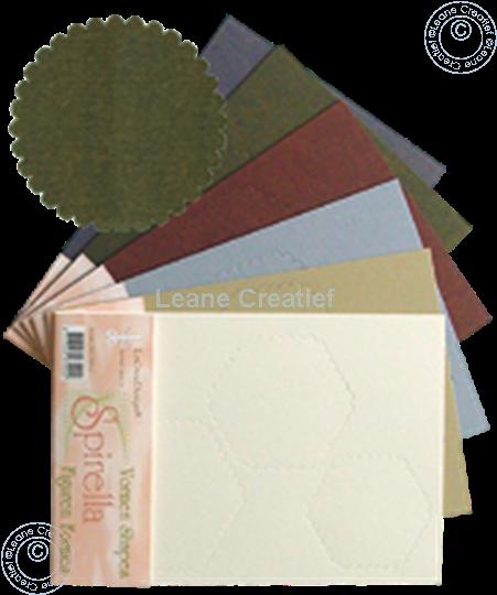 Bild von LeCreaDesign® Spirella® Variationen bronze