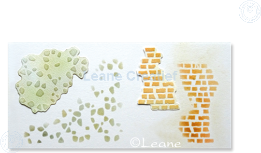 Picture of Decorations 3: Stones&Wall