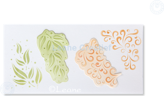 Bild von Decorations 7: Leaves & Swirls