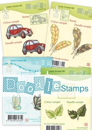Picture for category Doodle stamps