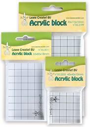 Bild für Kategorie Acrylic block