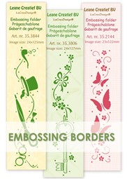 Afbeelding voor categorie Embossing folder borders