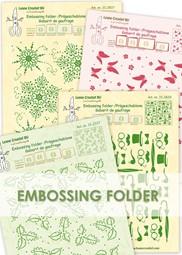 Afbeelding voor categorie Embossing folders