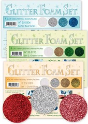Picture for category Glitter Foam sets