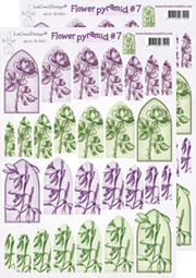Bild für Kategorie Pyramid Bögen Blumen