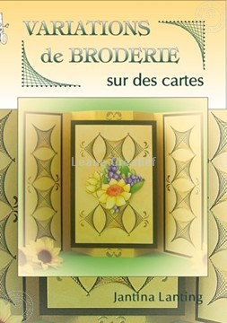 Picture of Embroidery variations on Cards (French)