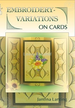 Picture of Embroidery variations on Cards