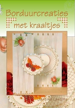 Picture of Embroidery creations with beads (dutch)