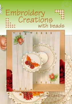 Picture of Embroidery creations with beads (english)