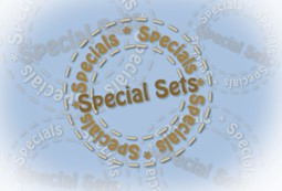 Picture for category Special Die & Stamp sets