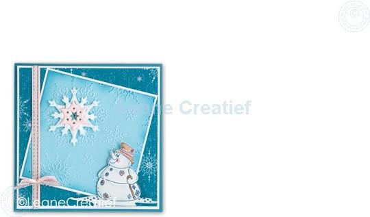 Afbeelding van Set Lea'bilitie&Clearstamp Snowman
