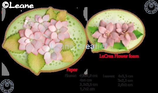 Bild von Lea'bilitie Multi die Flower 011 Hydrangea