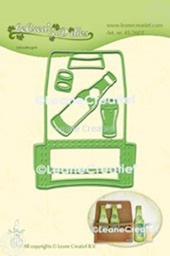 Picture of  Beer party cut and embossing die