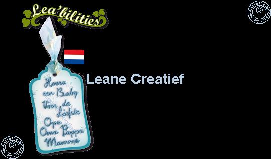 Bild von Lea'bilitie® Niederländische Texte Schneideschablone