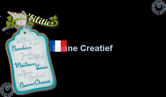 Afbeelding van Lea'bilitie® Franse teksten snijmal