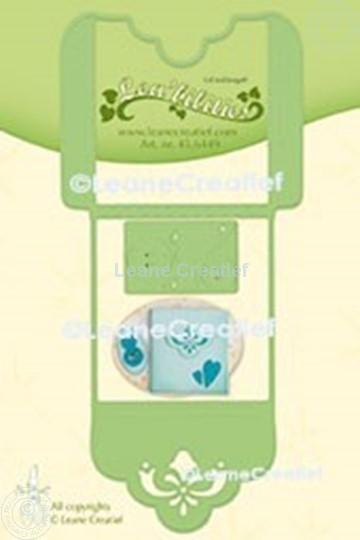 Afbeelding van Lea'bilitie® Envelop doosje snij en embossing mal