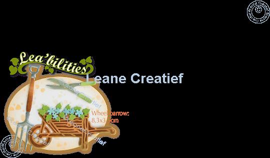 Afbeelding van Lea'bilitie® Tuin set kruiwagen, spade, snoeischaar snij en embossing mal