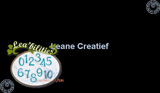 Afbeelding van Lea'bilitie® Cijfers  snijmal