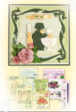 Image de Parfum et roses