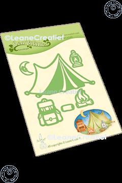Image de Lea'bilitie® Camping matrice pour découper & gaufrage