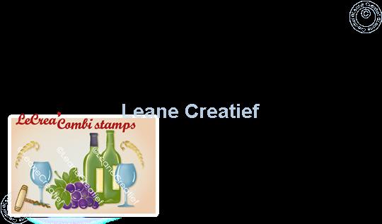 Image sur LeCreaDesign® tampon clair à combiner Vin et Bière