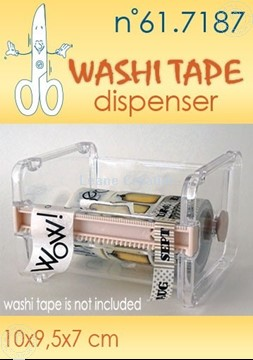Bild von Washi tape dispenser