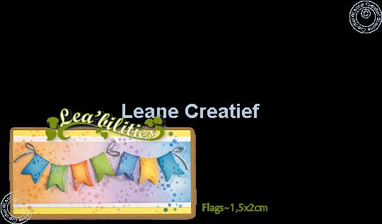 Image sur Lea'bilitie® Drapeau petites matrice pour découper & gaufrage