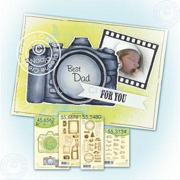 Afbeeldingen van Camera filmstrip baby