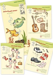 Picture for category Clear stamps
