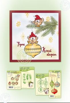 Image de Owlies in Christmas tree
