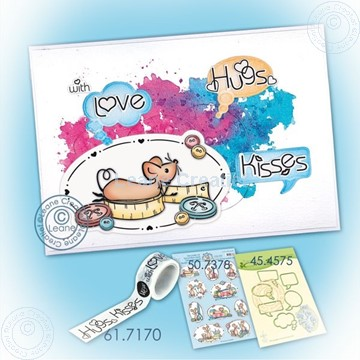 Image de Decoration sheet mice