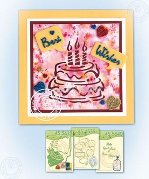Image de Silhouette Birthdaycake